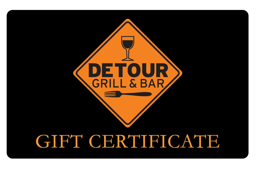 Detour Grill and Bar Gift Card