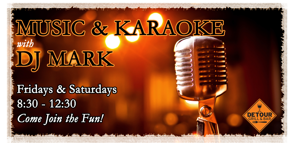 Detour Grill and Bar Karaoke